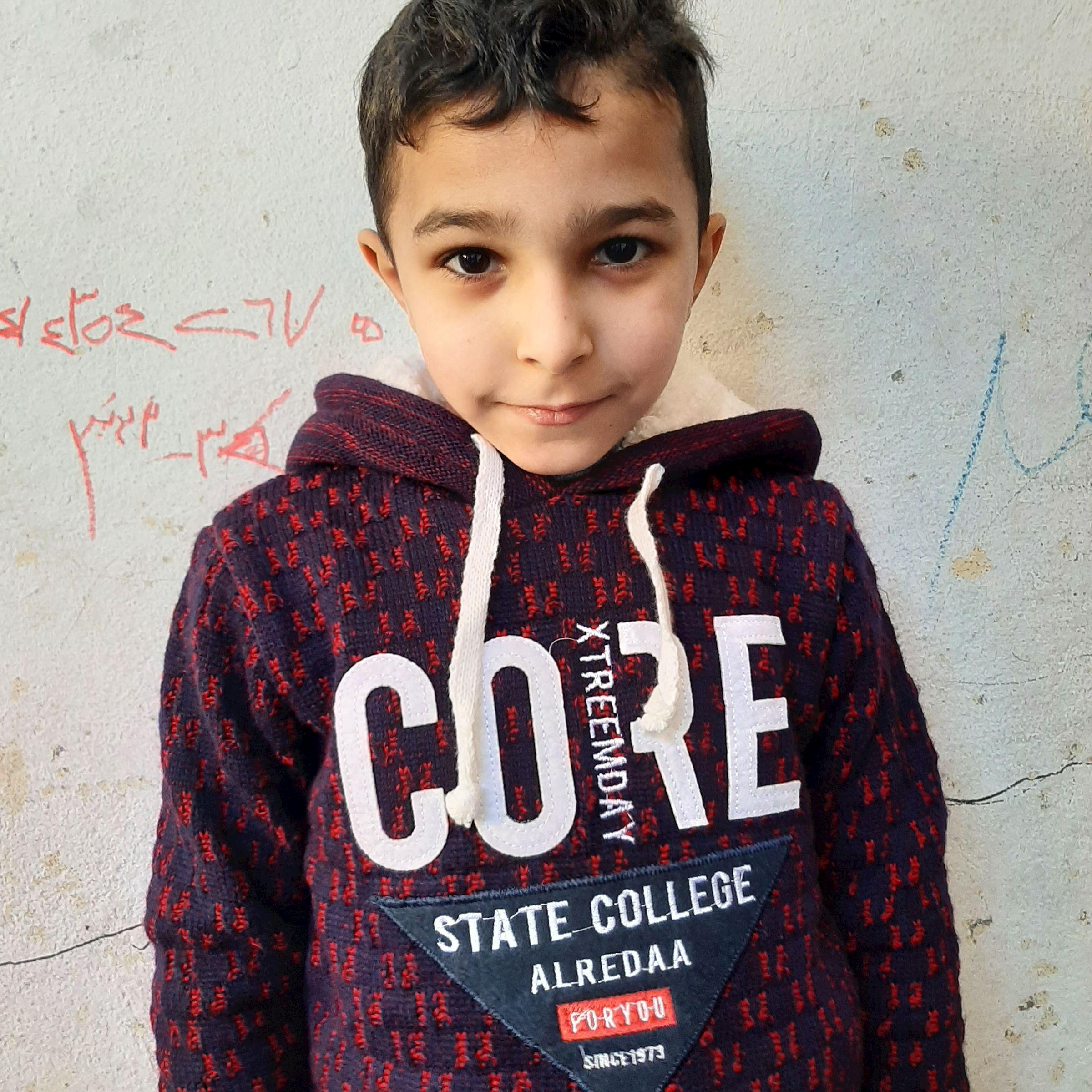 Human Appeal Orphan - Sajad