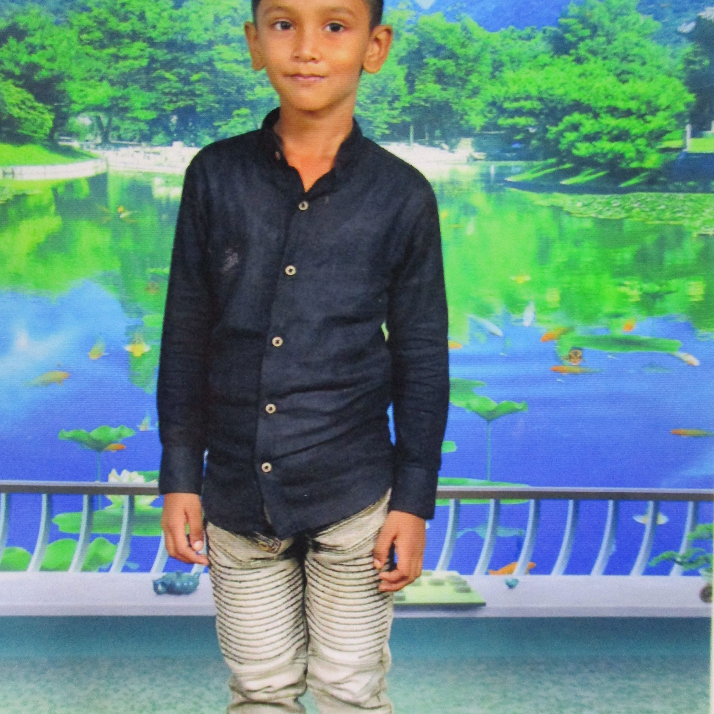 Human Appeal Orphan - Mohamed Asif