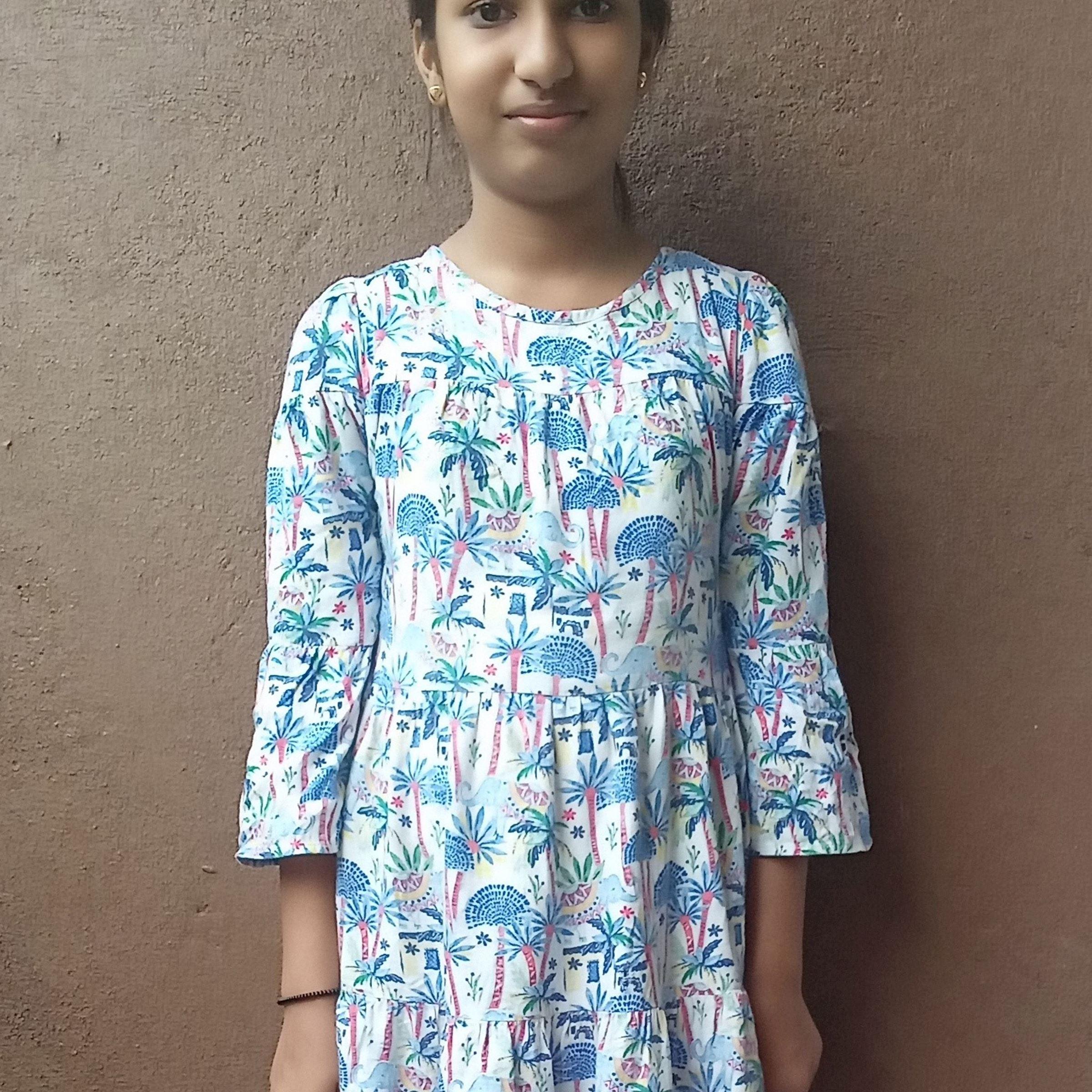Human Appeal Orphan - Rashidha Banu