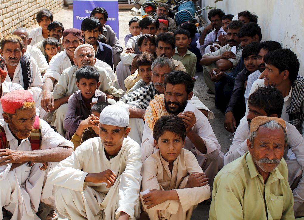 Iftar Meal - Pakistan
