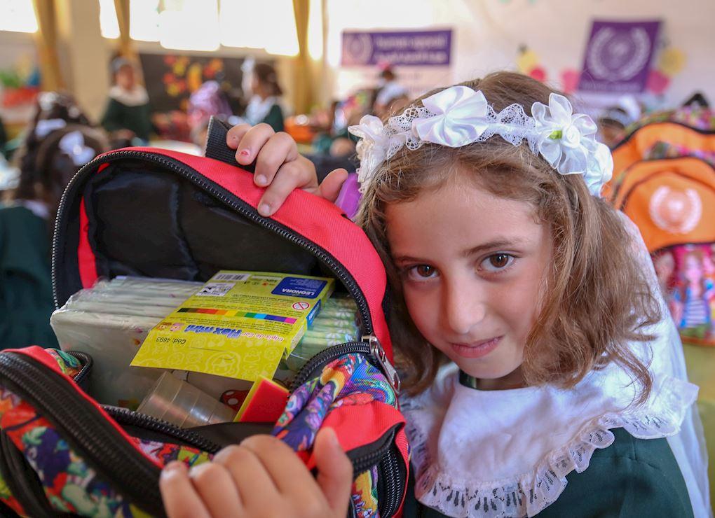 Jerusalem Children's Welfare Centre Fund