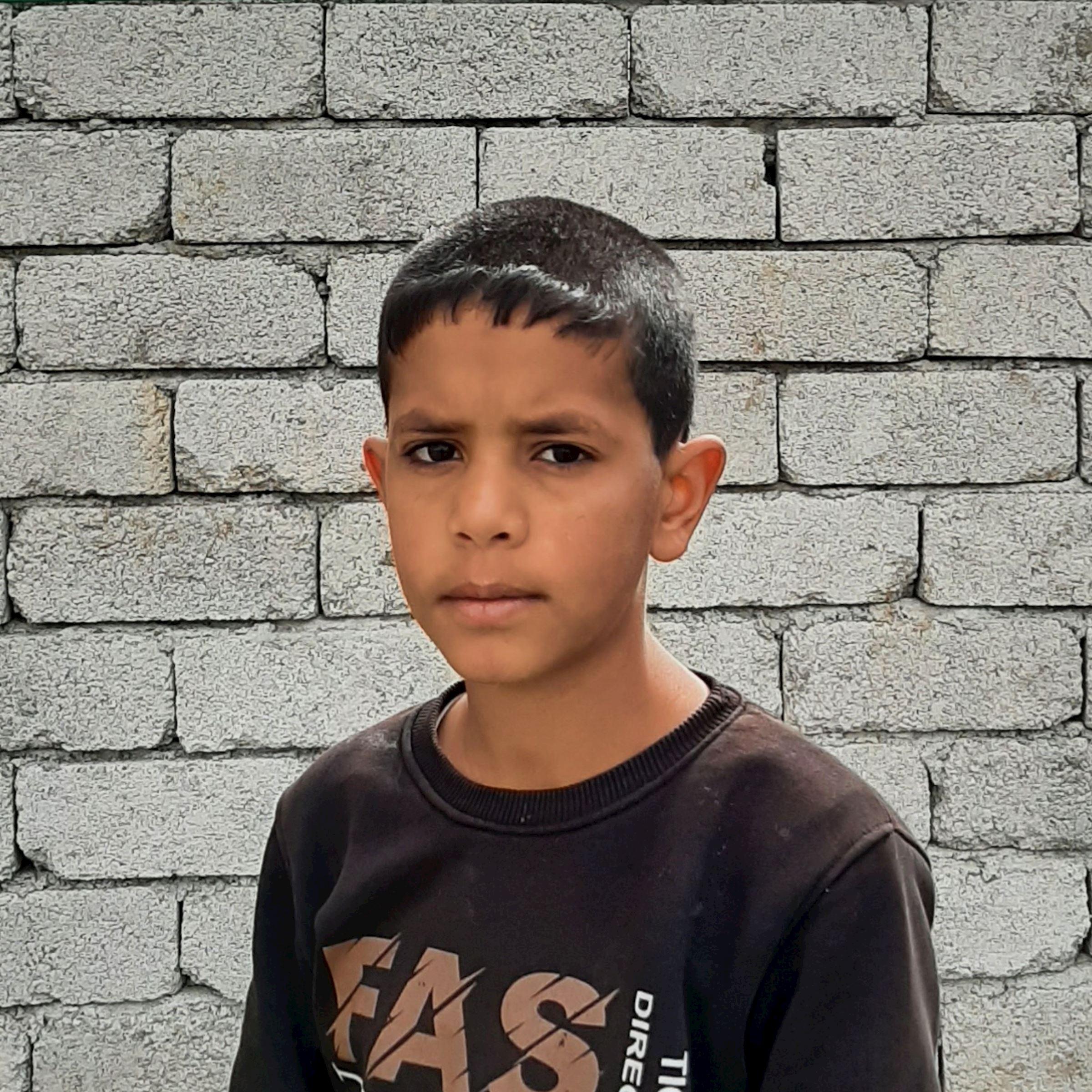 Human Appeal Orphan - Abdalrahman