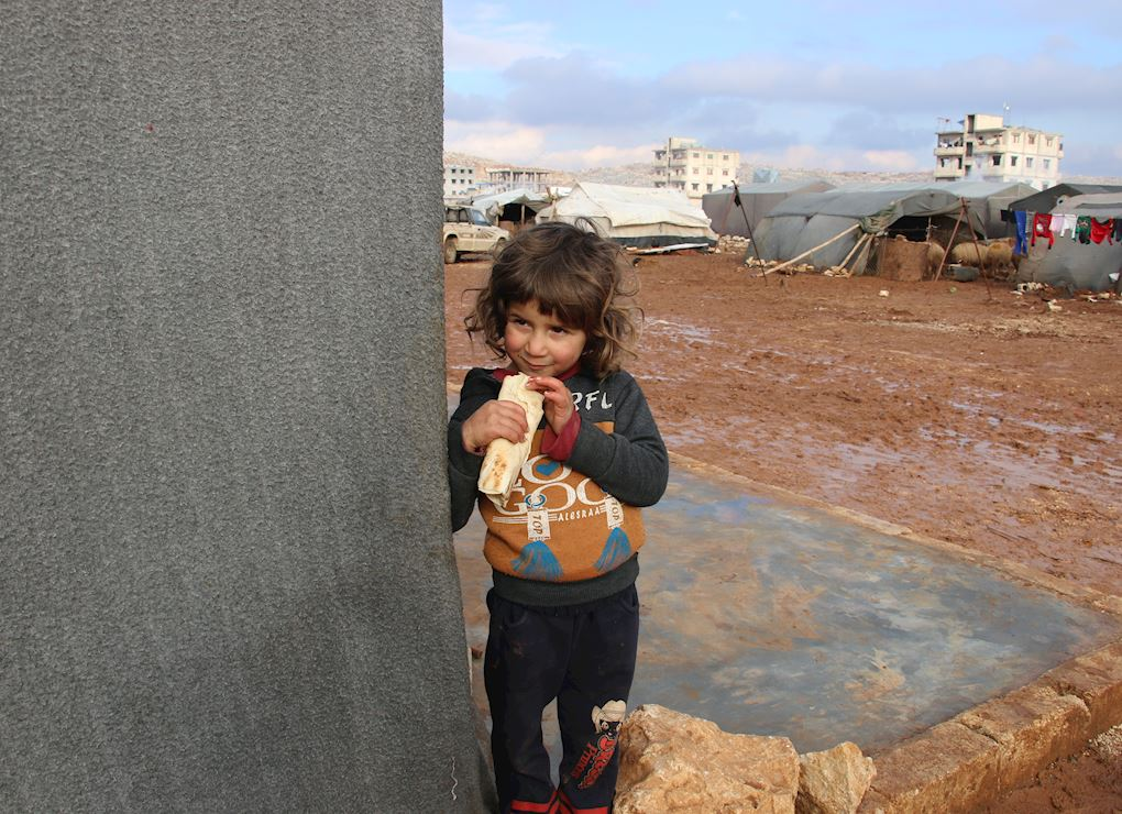 Syria Refugee Bread Appeal