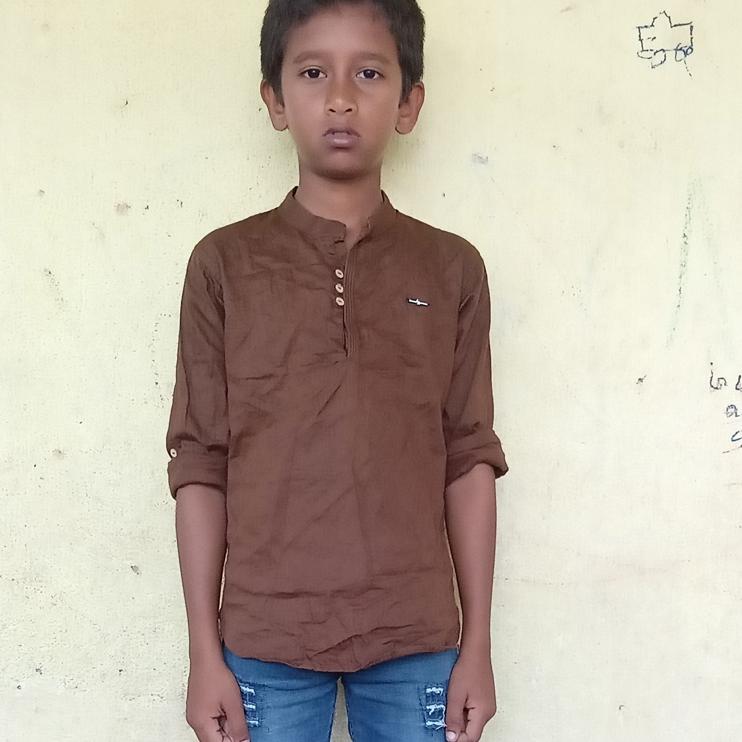 Human Appeal Orphan - Moahmed Akmal