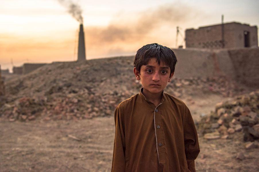 Pakistan Street Children